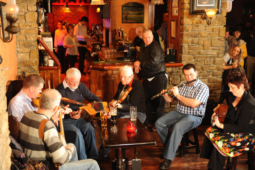 The Best of Irish Music @ the Grand